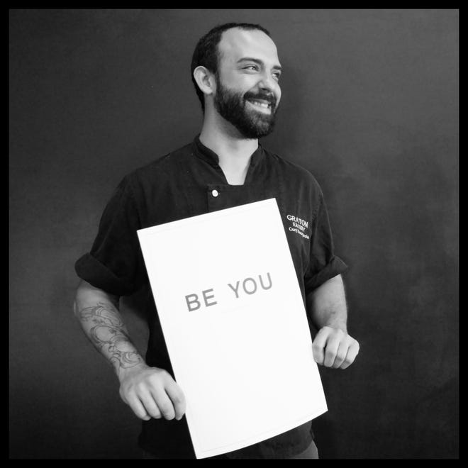 Cory Bourgeois is this week's Be You.