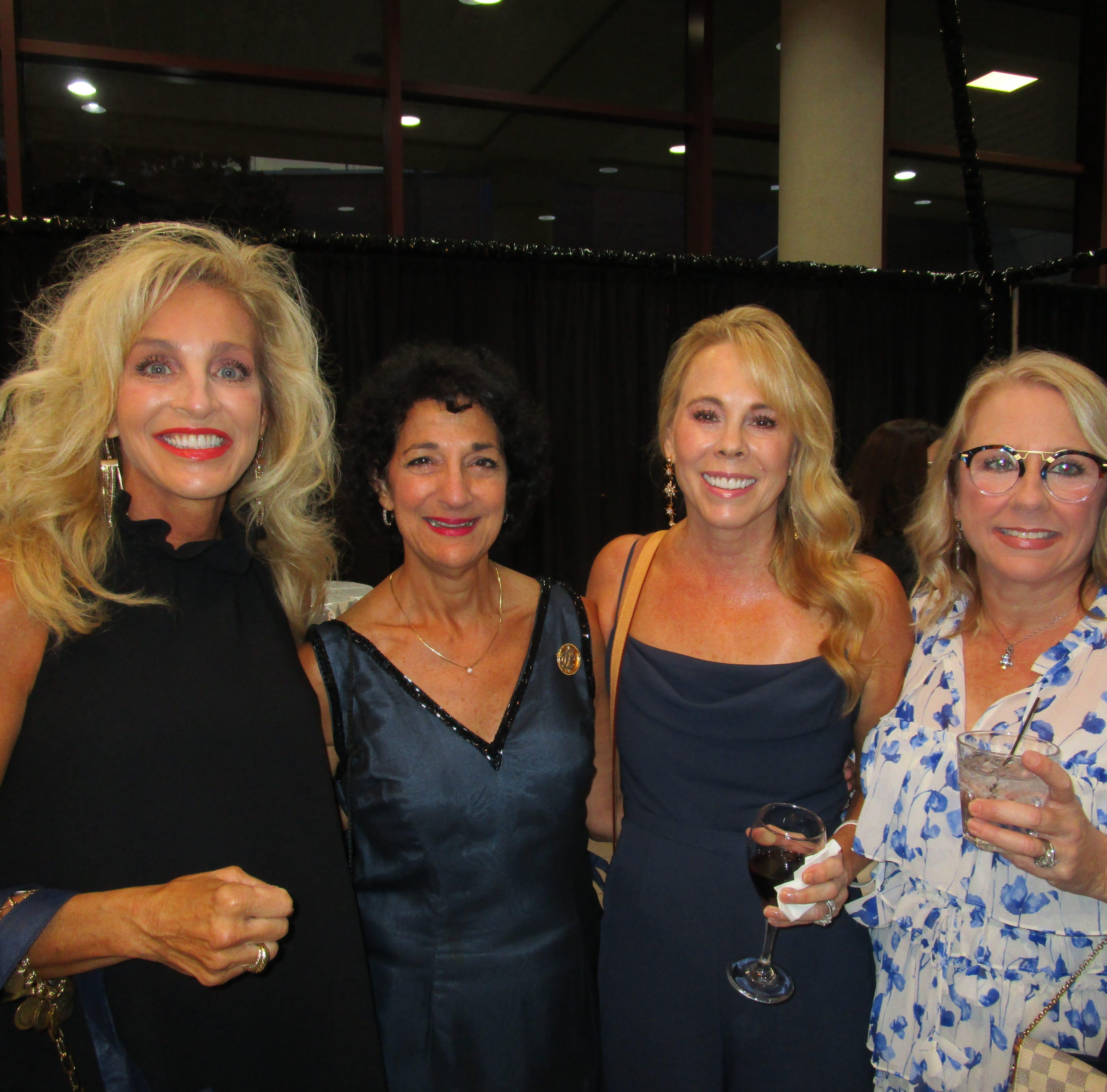 See who was at Tinsel & Treasures' 25 year celebration
