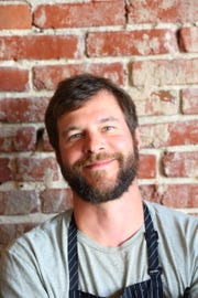 Bounty on Broad chef Russell Casey.