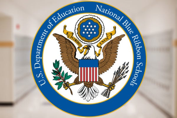 Bannach Elementary School was one of eight Wisconsin Schools to be named a National Blue Ribbon School for 2018.