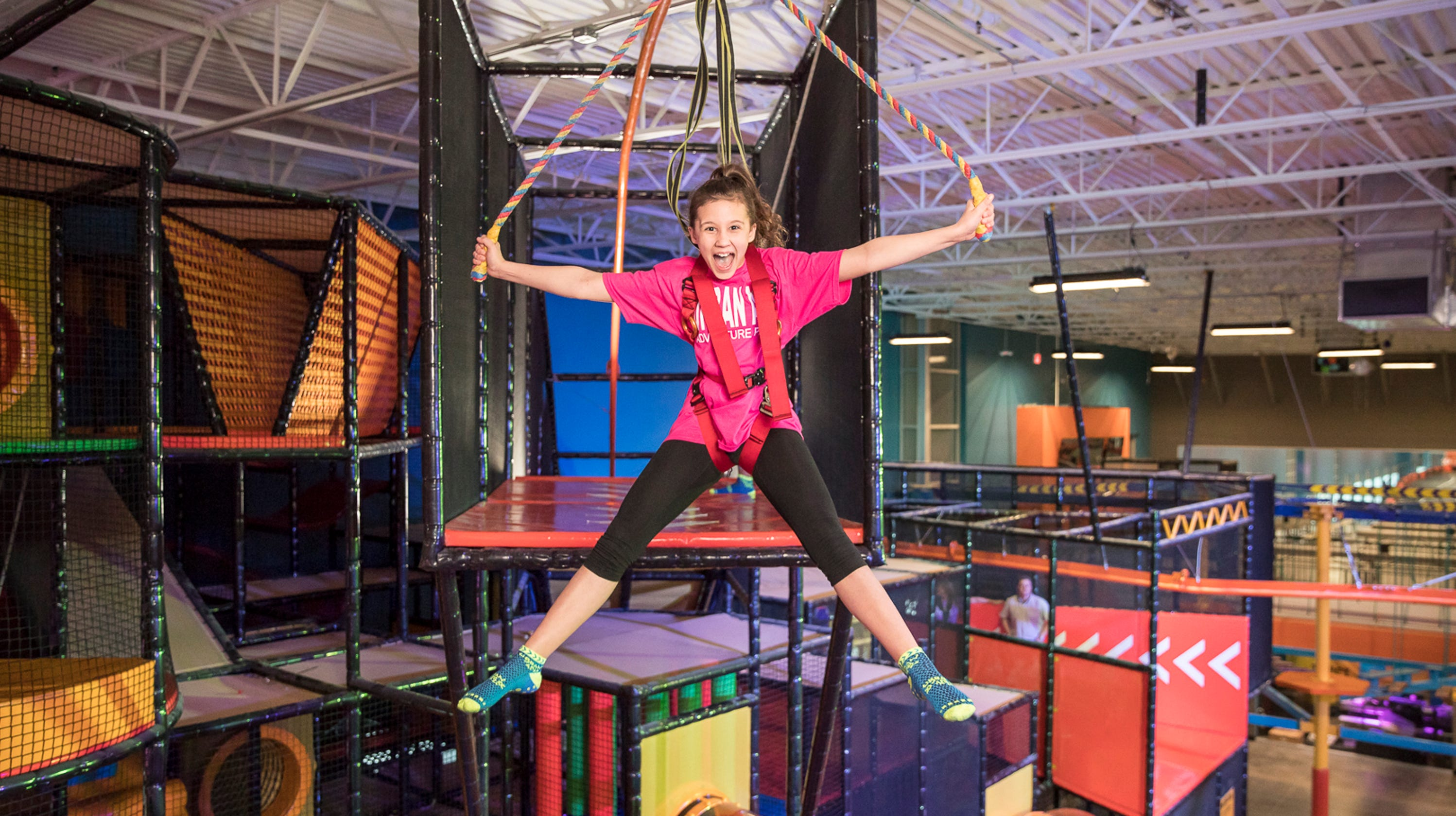urban air adventure park will open a collierville location. Black Bedroom Furniture Sets. Home Design Ideas