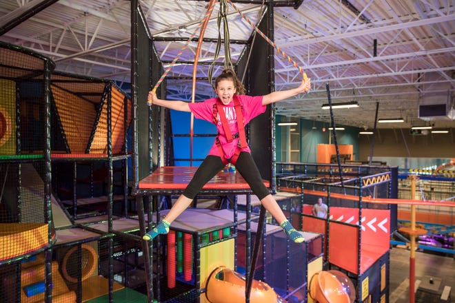 Urban Air Adventure Park opens in Collierville on Saturday, Oct. 6, 2018.