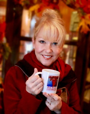 Waukesha native Leslie Rasch Hiller owns the Red Canoe Coffee Co. in St. Germain, a coffee shop with Northwoods ambiance.