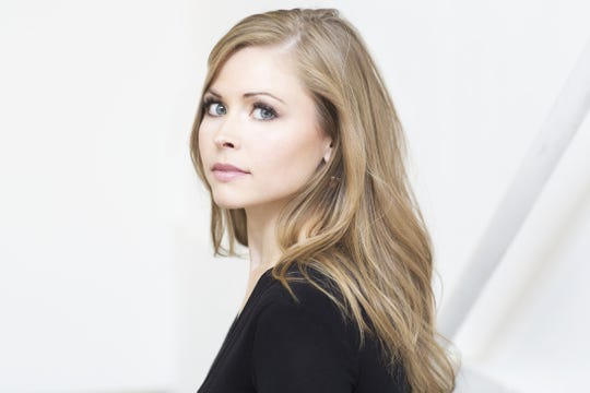 Soprano Alisa Jordheim sings Oct. 14 with Bel Canto Chorus and Oct. 19-20 with the Milwaukee Symphony.
