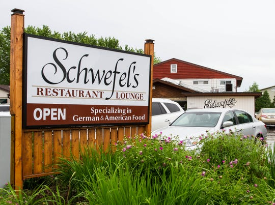 Schwefel's Restaurant in Oconomowoc is coming up on its 30th anniversary in November of this year.