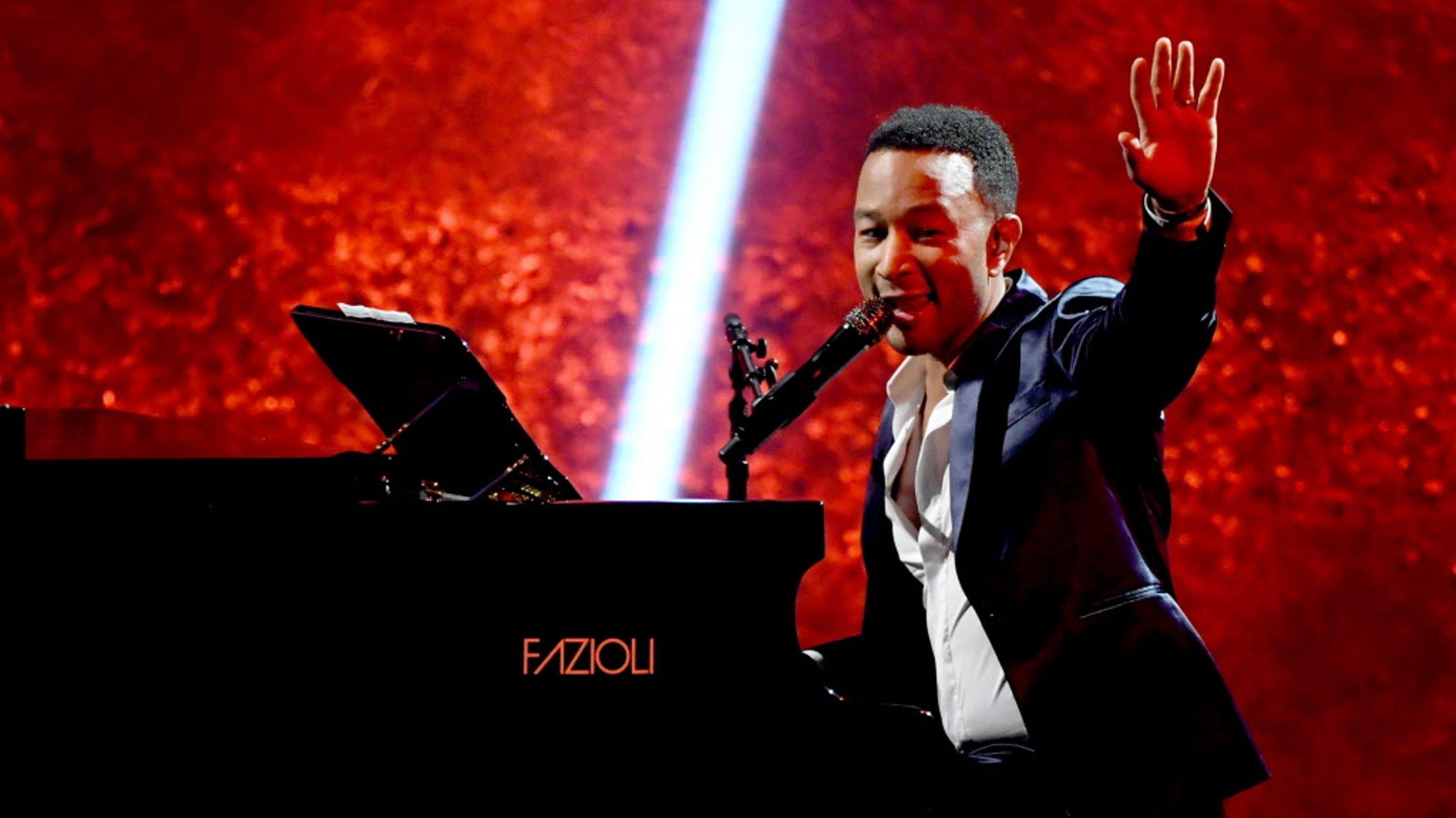 John Legend touring behind \'Legendary Christmas\' album, playing ...