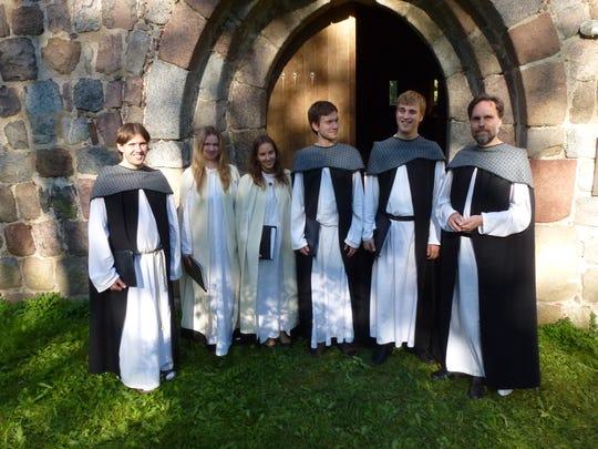 Heinavanker performs Estonian and liturgical music Oct. 20 at St. Joseph Chapel, 1501 S. Layton Blvd.