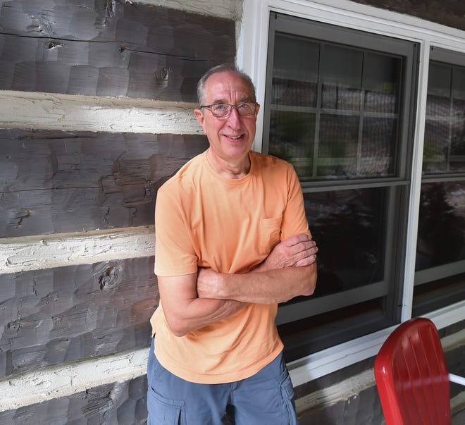 Retired Mountain Home High School custodian Marvin Kunz will receive the Earnest  Perry Award on Thursday night at the Mountain Home Education Foundation's Night of Honors.