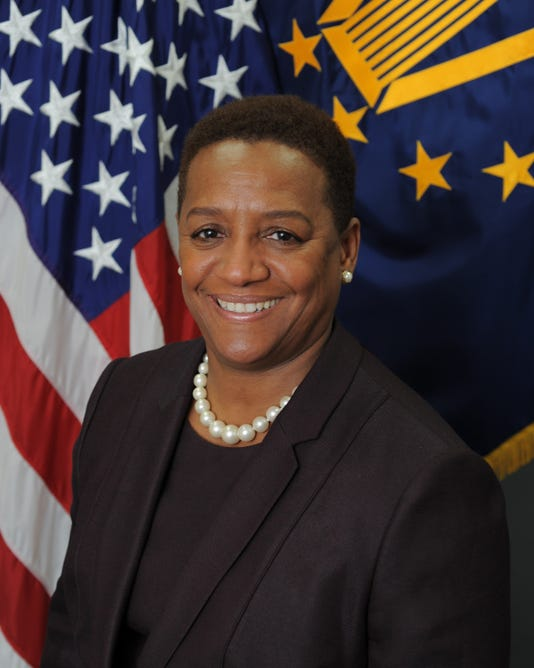 Ms Essye Miller Official Dod Photo