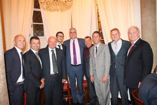 Indiana Italian partnership