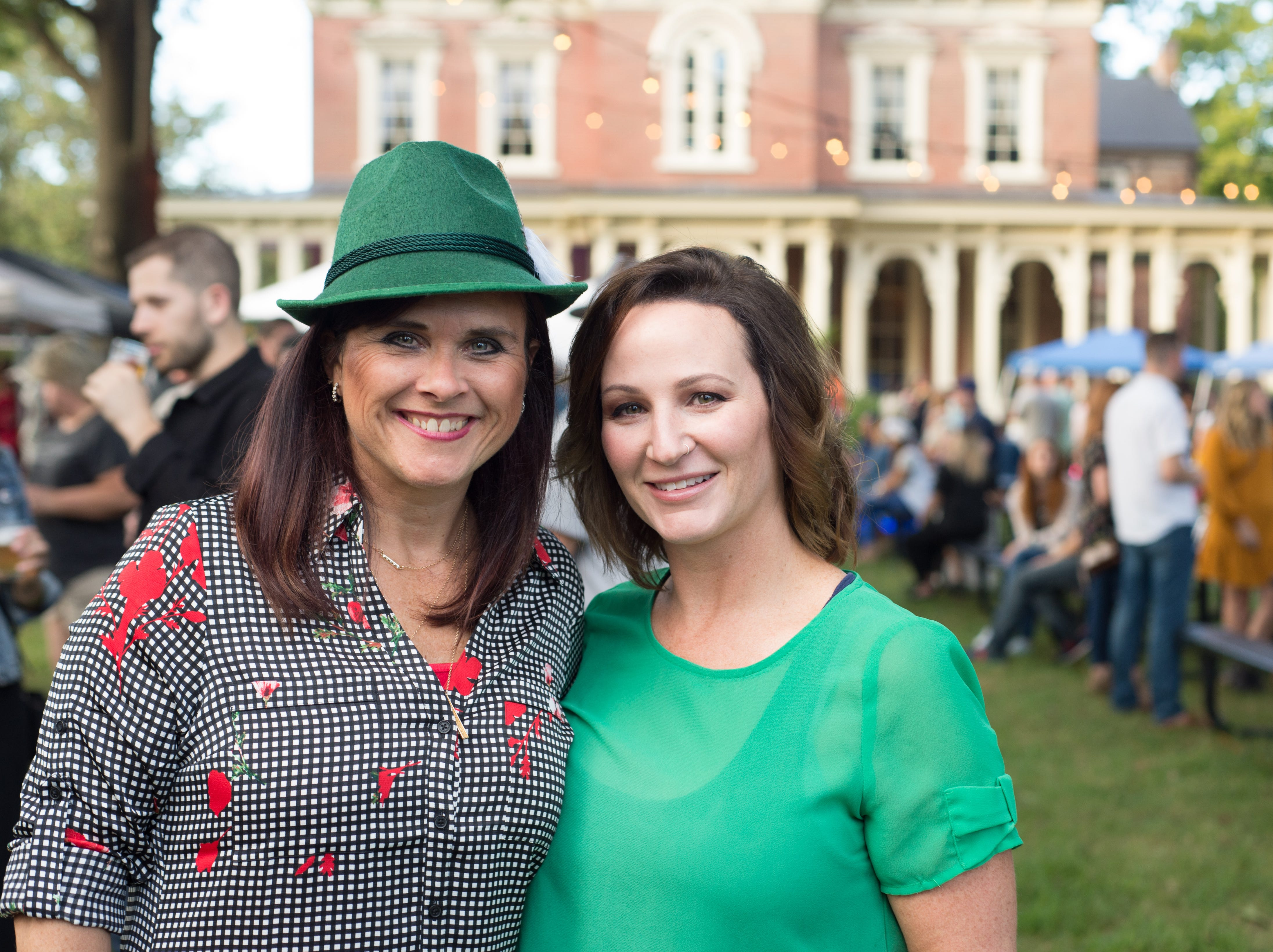 It was a beautiful night for Oktoberfest at Oaklands Mansion in Murfreesboro on Saturday, Sept. 29.