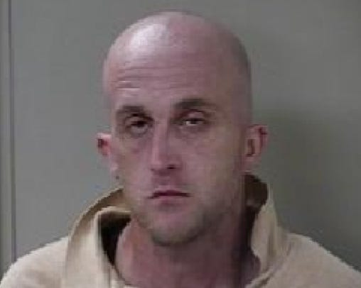 Murfreesboro police arrested Jesse Laurin based on a tip from Shelbyville police. Laurin was wanted for second degree murder.