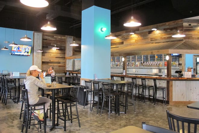 Southern Latitudes Brewpub & Grub recently opened at Bayfront in Naples.