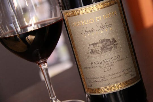 For Cru Night on Oct. 10, Osteria Tulia in downtown Naples is offering the rare opportunity to experience Castello di Neive, Barbaresco Santo Stefano 2015.