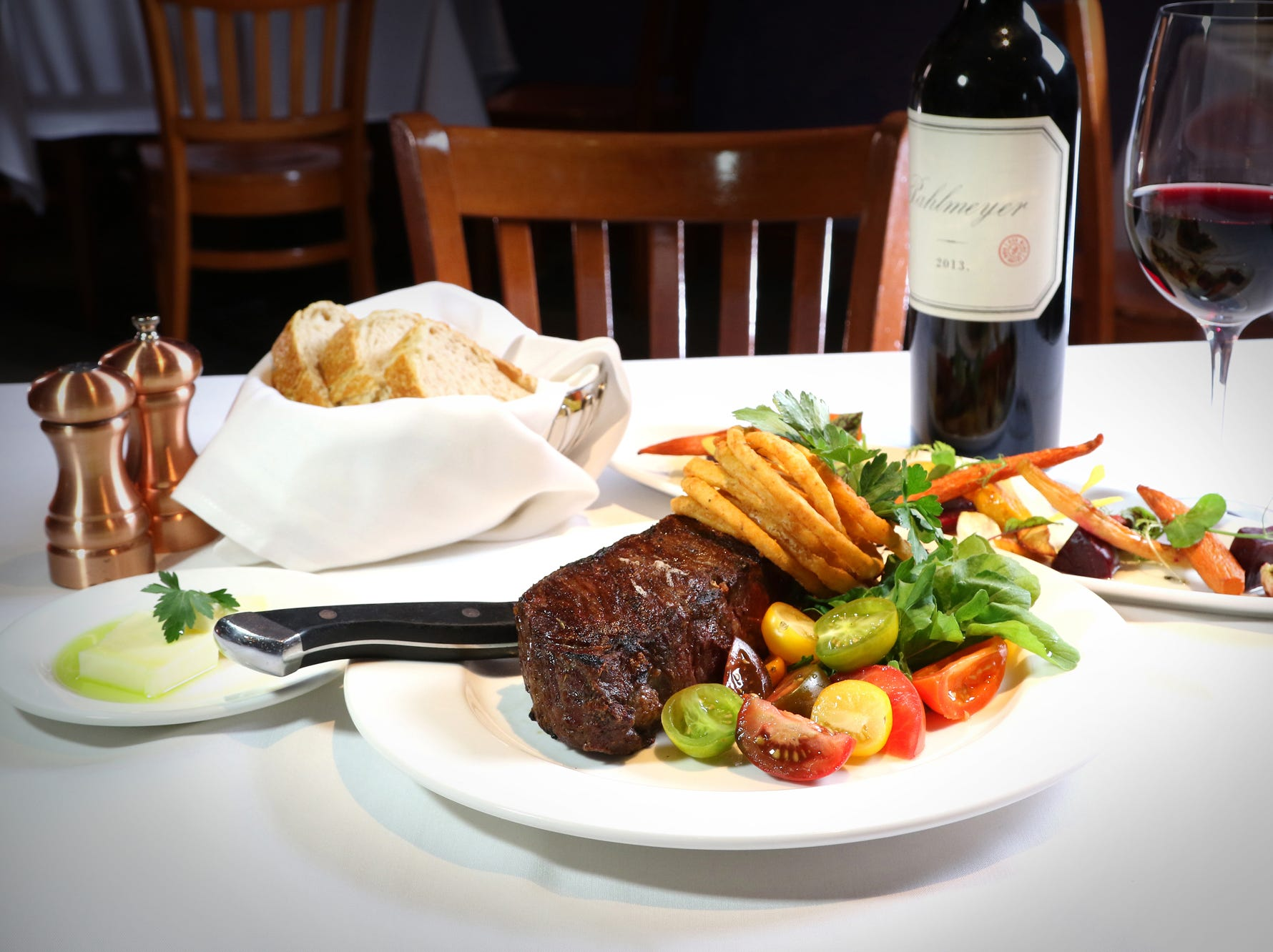 Chops City Grill in downtown Naples has half-off entrees and 20 percent off dry-aged steaks through Friday, Oct. 5.