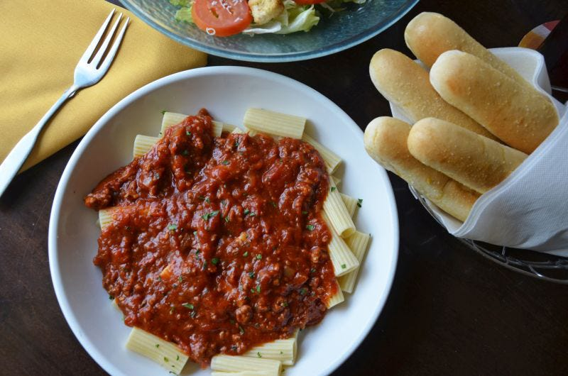 National Pasta Day: Where to get free pasta and deals Wednesday