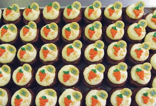 NDN 1003 Fyi Food Carrot Cupcakes