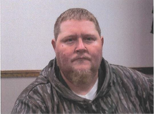 Acen Fuller is one of five people wanted by Licking County Adult Probation.