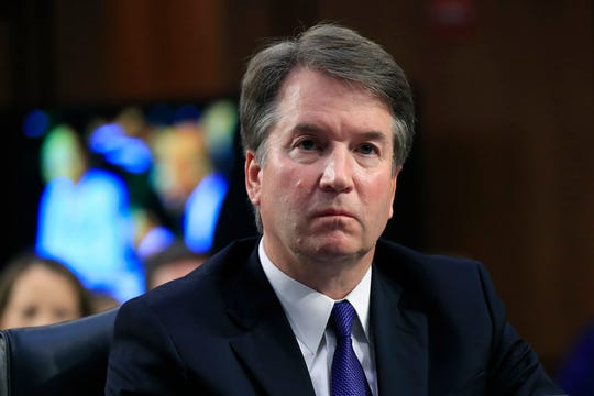 To get the story of Supreme Court nominee Brett Kavanaugh (pictured) go read newspapers, says columnist Joe Phalon.