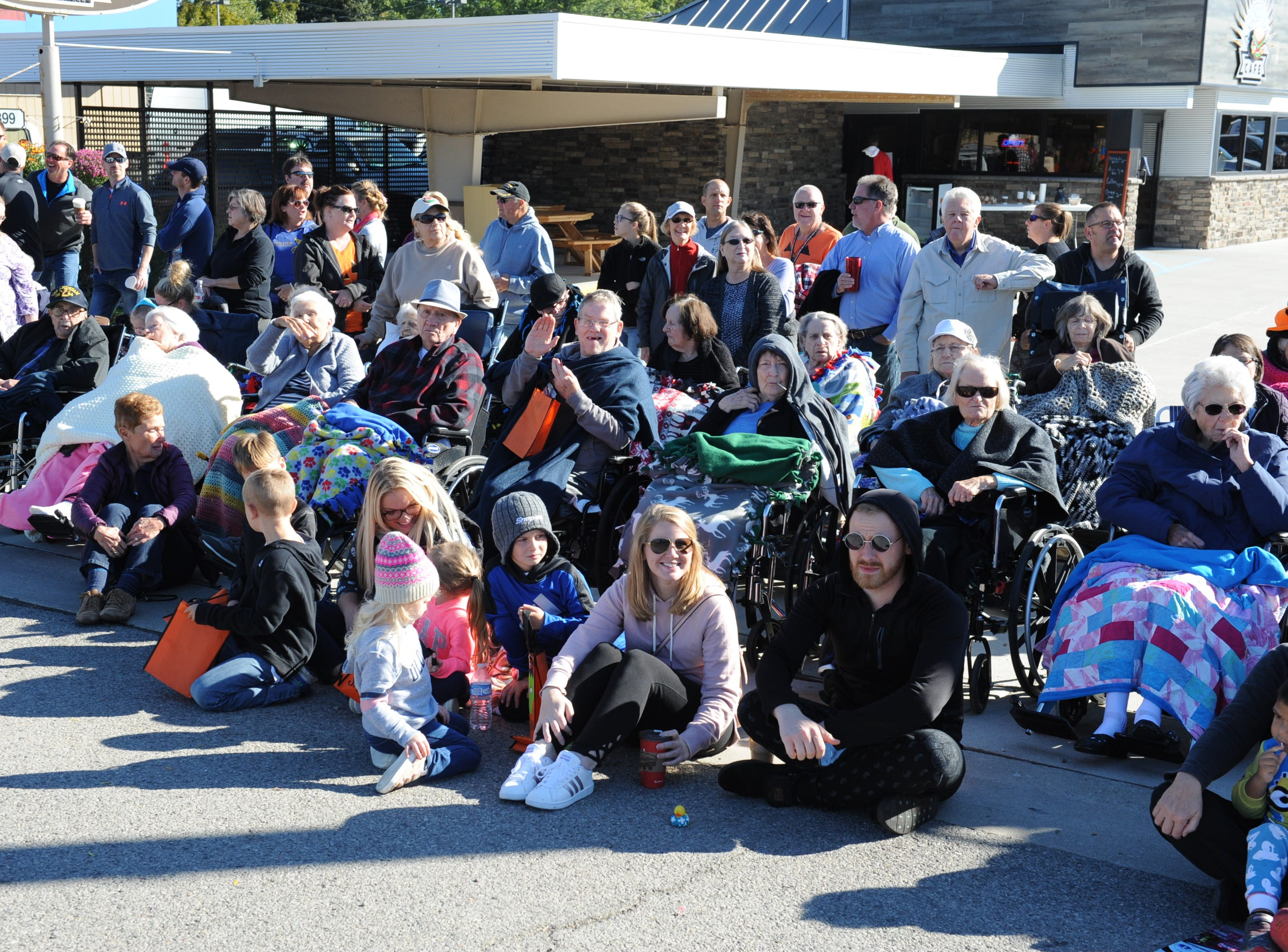 Thousands attended the annual Pumpkin Parade held in South Lyon.