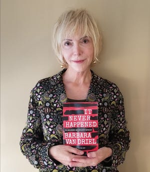 Author Barbara Van Driel will speak about her experiences as a victim of sexual misconduct within the FBI during the period in which Judge Brett Kavanaugh is being investigated by the FBI for sexual misconduct.