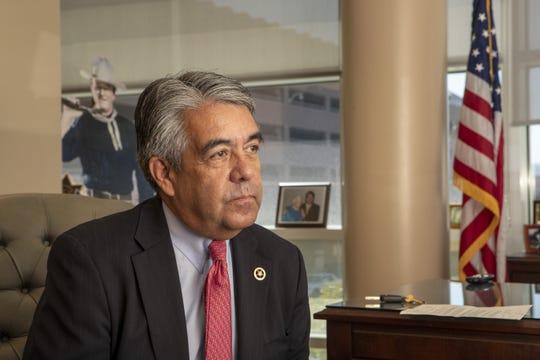 U.S. Marshal David Gonzales