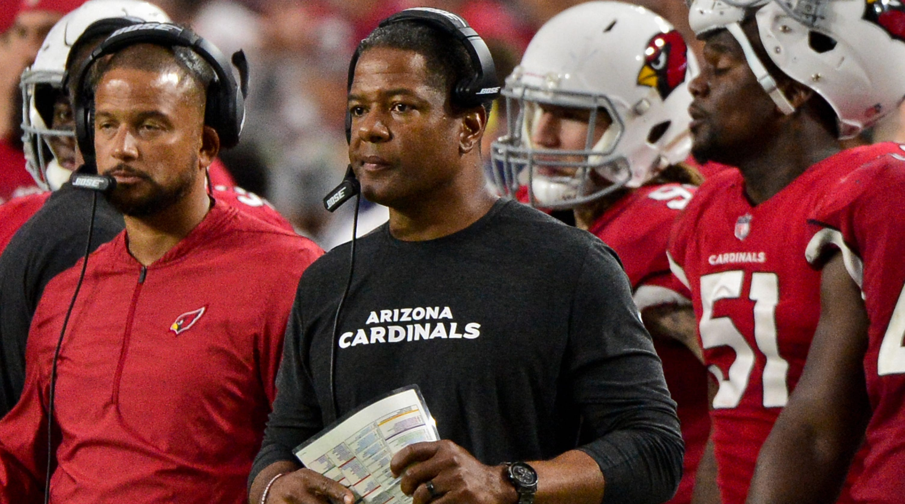 e0a1f2dd2 NFL pundits question Arizona Cardinals coaches after loss to Seahawks
