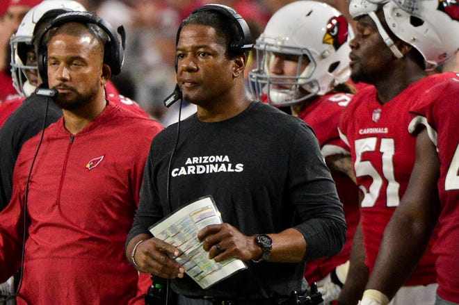 Cardinals head coach Steve Wilks is 0-4 in his first season in Arizona after a 20-17 loss to the Seattle Seahawks in Week 4.