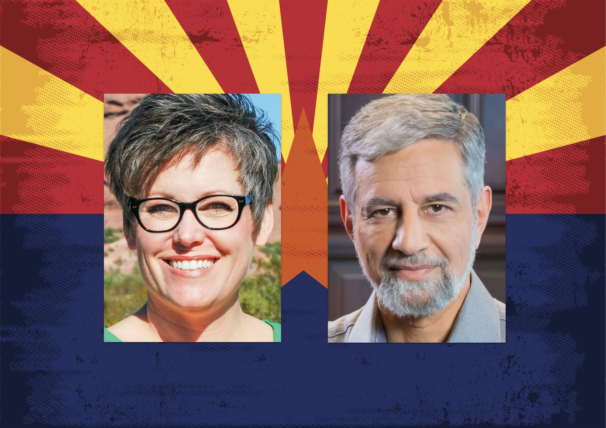 Secretary of state: Steve Gaynor and Katie Hobbs remain neck-and-neck in Arizona's closest race | AZ Central