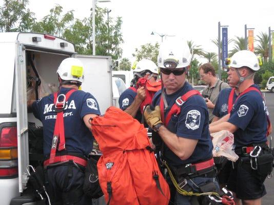 mesa city council body armor first responderes