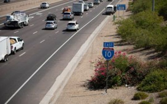 According to Arizona Department of Transportation, more than 80,000 large bags of trash were collected from Arizona state and federal highways in 2017, costing taxpayers more than $4 million to clean up.