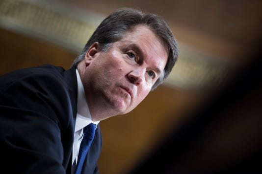 Dr Christine Blasey Ford And Supreme Court Nominee Brett Kavanaugh Testify To Senate Judiciary Committee