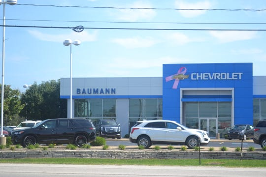 The Hoods Up fundraiser for Greater Port Clinton Area Arts Council will take place at Baumann Auto Center in Port Clinton on Saturday.