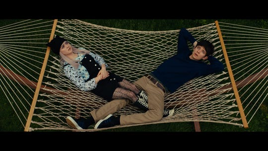 """Maisie Williams and Asa Butterfield star in """"Then Came You,"""" which was filmed in Dutchess and Ulster counties and will make its world premiere at the Woodstock Film Festival."""