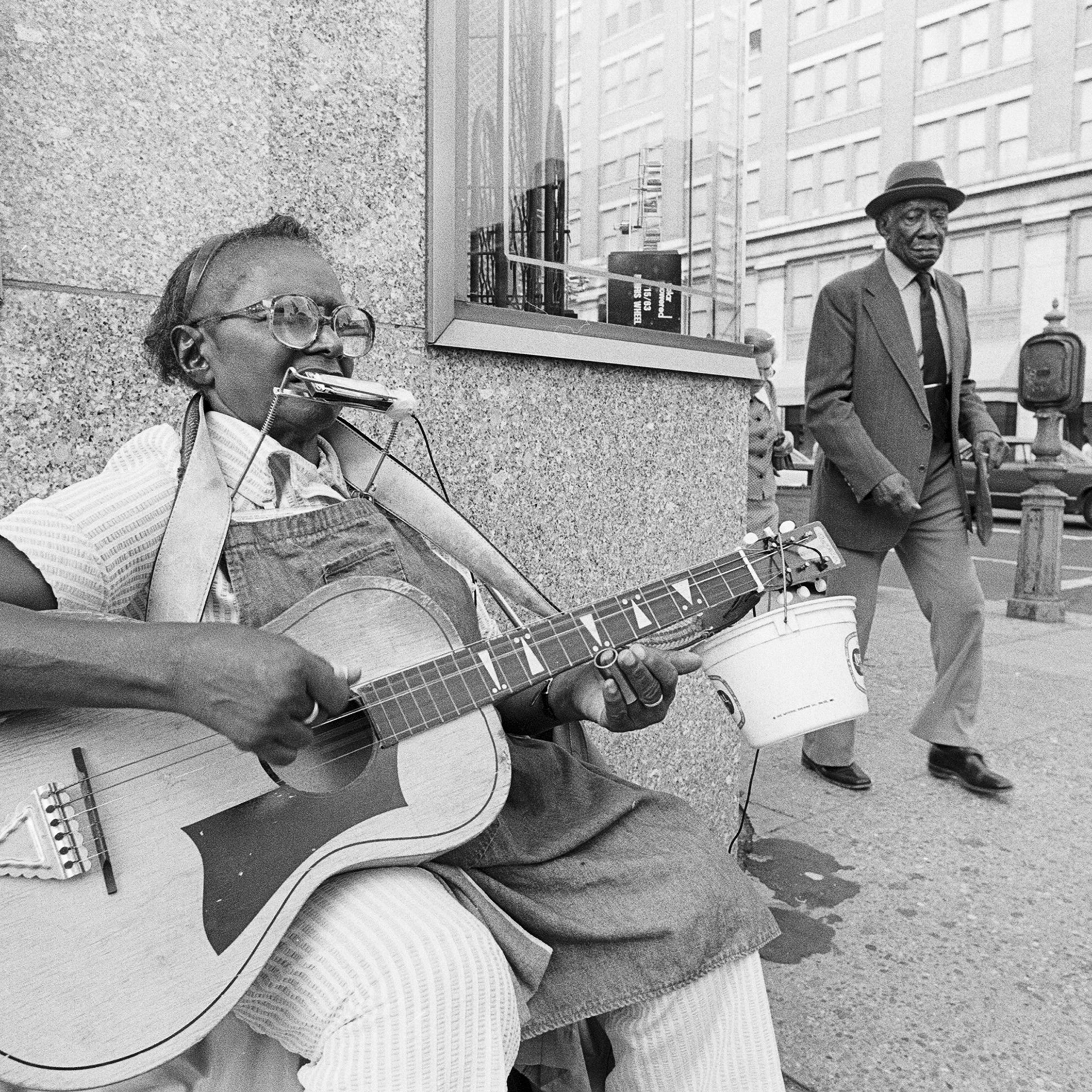 'American Roots Music' photo exhibit showcases legends of the genre