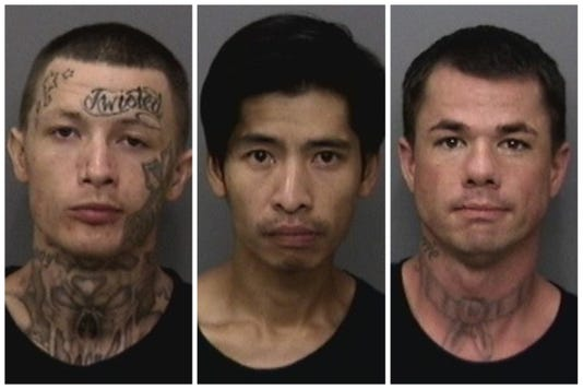 Shasta County Sheriff's Office mugshots