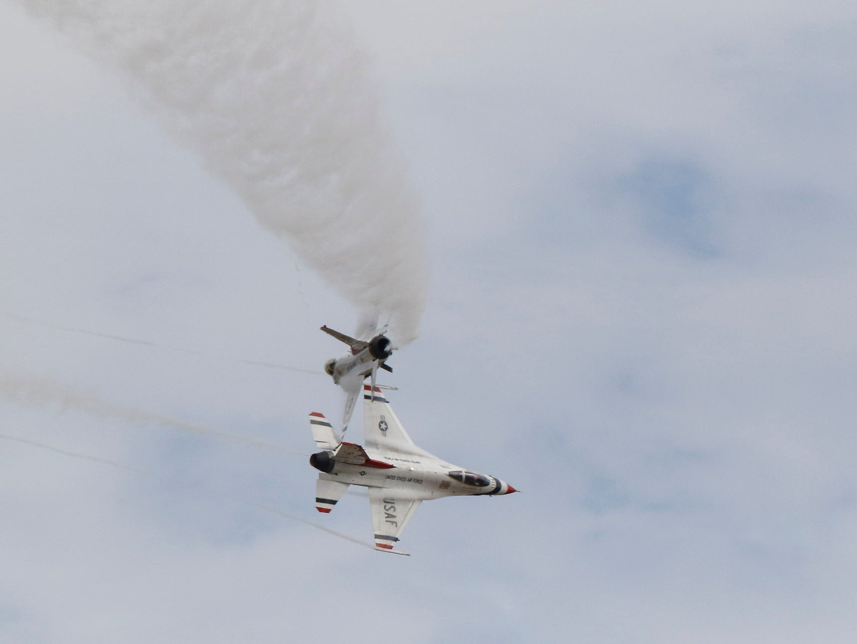 Highlights from the 38th annual California International Airshow, Salinas at the Salinas Municipal Airport on Sunday, Sept. 30, 2018 in Salinas, Calif.