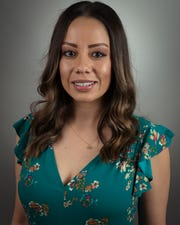 Selina Rojas-McSherry is the City of San Angelo Recreation coordinator at the San Angelo Nature Center.