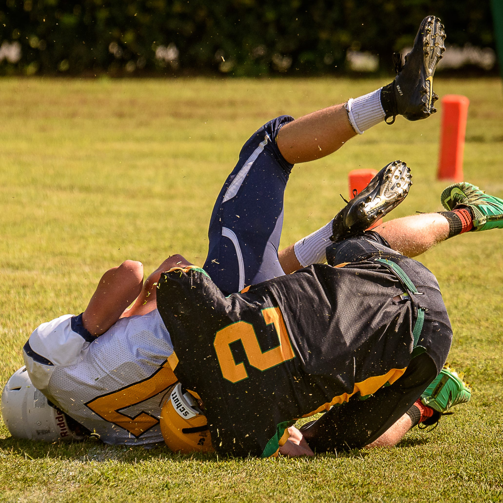 'I don't want to end up brain dead': How concussions affect football in Delmarva