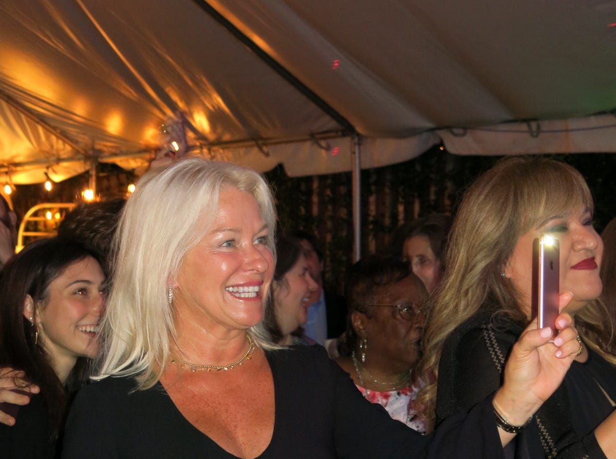 A celebration of the late Barbara Sugar's life was Sept. 26, 2018 at John Cariere's Fairfield Manor.