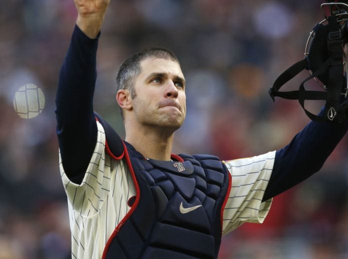 Zimmer: If this is it, a perfect ending to a terrific career for Joe Mauer