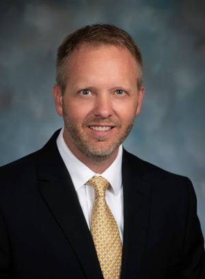 Shawn Pritchett, former Costello Companies executive, was tapped by Mayor Paul TenHaken to serve as the city's next finance director.