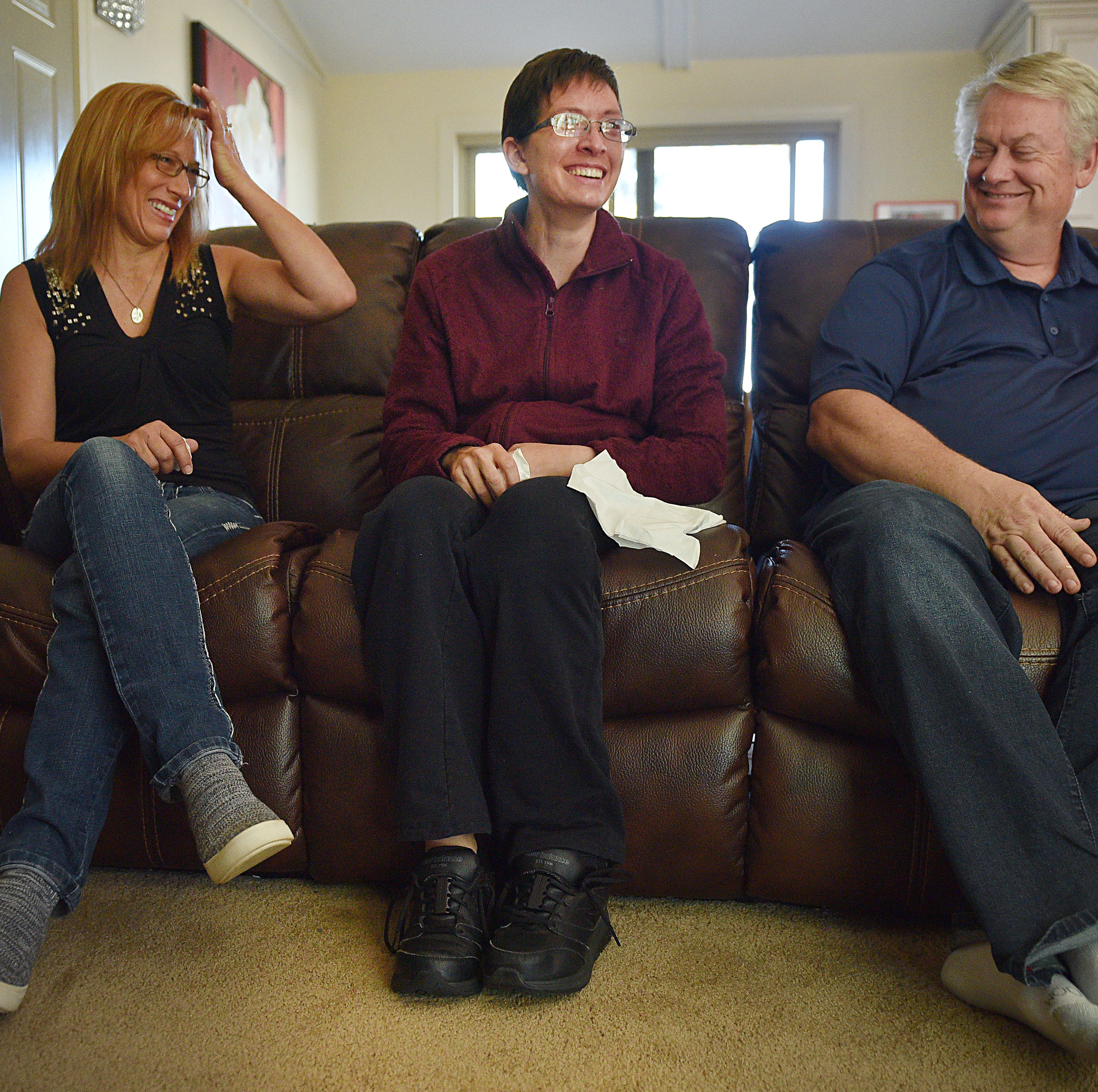 Sioux Falls Christian graduate survives home invasion shooting, finds forgiveness