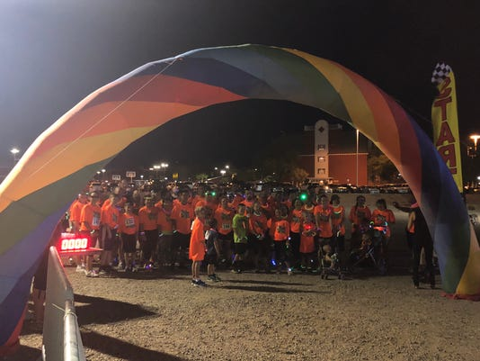 2nd Annual Glow Fun Run 5k