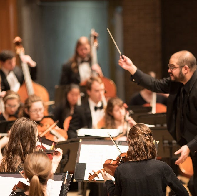 Symphony orchestra concerts set for Stevens Point and Marshfield
