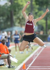 Kayla Parker led Florida High to three State Championships in 2003, 2005, and 2006