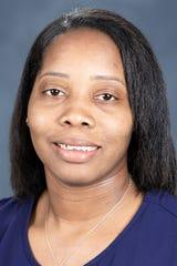 Jamarra Robinson IRSC women's basketball coach