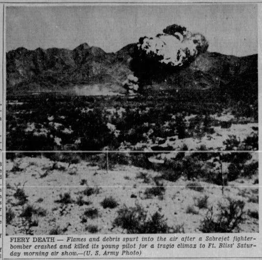 Air Show Crash