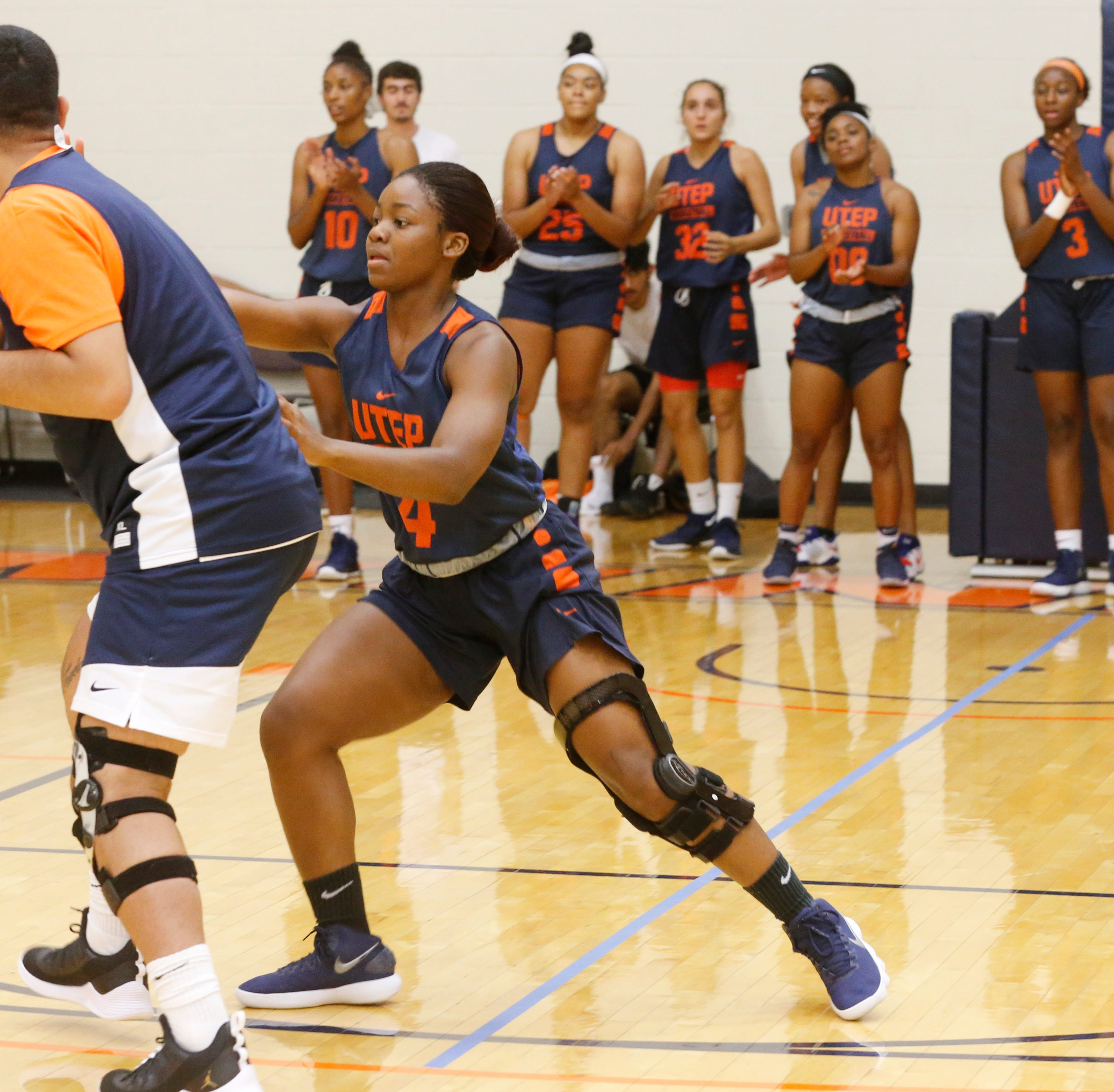 Approaching season signals end of year out for two UTEP women's basketball 'newcomers'