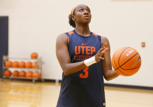 5 Wb Utep Basketball Practice Opening Day